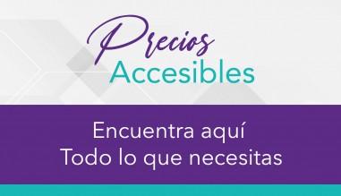 Precios Accesibles